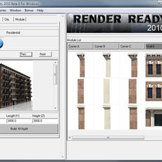 Render Ready Demo for Maya 1.0.0 (maya script)