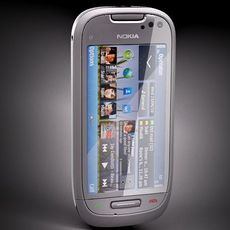 Nokia C7 Cell Phone 3D Model