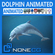 Animated Bottlenose Dolphin