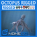 Rigged Octopus 3D Model