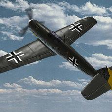 ME 109 3D Model