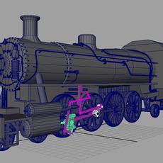 TLeiss_TrainModel 3D Model