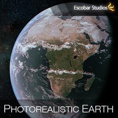 Photorealistic Earth II (v2)  3D Model
