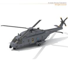 Nh90 3D Model