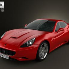Ferrari California 3D Model