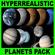 Hyperreal Solar System Pack - Lightwave 3D Model