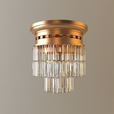 Ceiling Light Fixture 3D Model