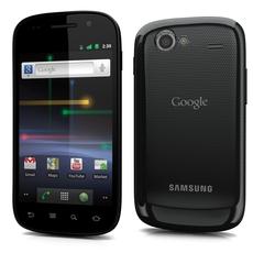 Samsung Nexus S I9020 3D Model