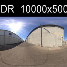 Harbor 1 HDRI Environment (High resolution)