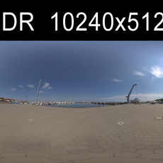 Harbor 3 HDRI Environment (High resolution)