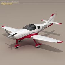 Lancair Legacy FG 3D Model