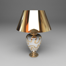 Table Lamp 3 3D Model