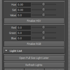 Ninja Light for Maya 2.6.0 (maya script)