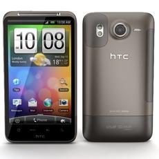 HTC Desire HD 3D Model