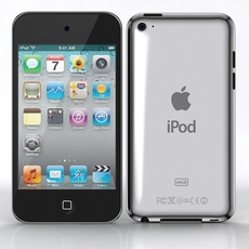 iPod Touch 4G 3D Model