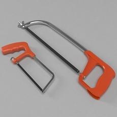 Hacksaws 3D Model