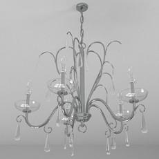 Contemporary chandelier 5 3D Model