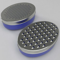 Cheese grater 3D Model