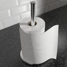 Kitchen towel & holder 3D Model