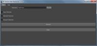 IK Texture Path Redirector for Maya 1.5.0 (maya script)