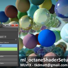 ml_octaneShaderSetup for Maya 0.0.1 (maya script)