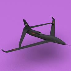 Chinese Soar Dragon 3D Model