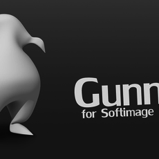 Gunner for Softimage 2012 for Xsi 1.1.1