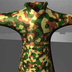 army uniform Shaders for Maya 1.0.0