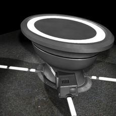 Sci-Fi table 3D Model