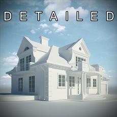 Residence House 3D Model