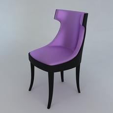 Modern chair 3D Model