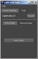 LightLink Tool for Maya 2.0.0 (maya script)