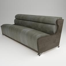 sofa contemporary style 3D Model