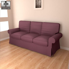 IKEA EKTORP sofa 3D Model