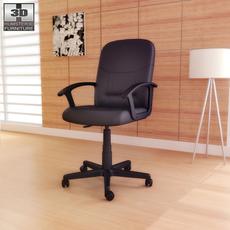 IKEA MOSES Swivel chair 3D Model
