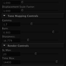 Maxwell Tuner for Maya 1.0.0 (maya script)