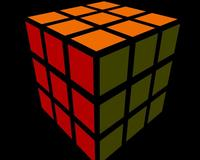 Cube  Rig Easiest Way for Maya 0.0.7