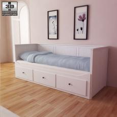 IKEA HEMNES Day-bed 3D Model