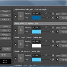 Light Control (he_lightControl) for Maya 1.1.0 (maya script)