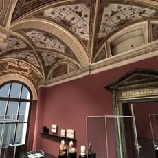 historical interior art chamber 3D Model