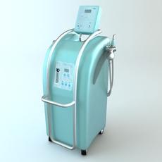 Medical Machine Device 3D Model