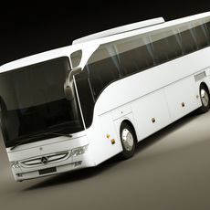 Mercedes Tourismo 3D Model