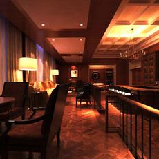 Bar space 055 3D Model