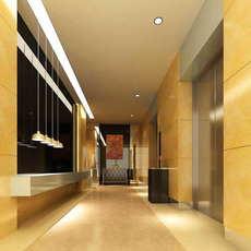 Elevator Spaces 010 3D Model