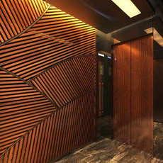 Elevator Spaces 018 3D Model