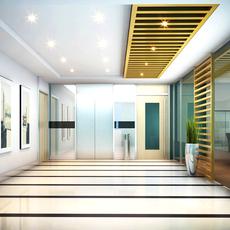 Elevator Spaces 024 3D Model