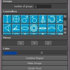 mz_ctrlCreator for Maya 1.0.0 (maya script)