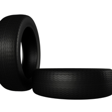 Light tire 3D Model