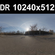 HDR 103 Parking Space