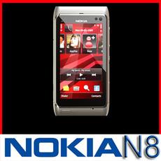 3D Model Nokia N 8 High detail 3D Model